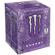 Monster Ultra Violet Energy 16 oz Cans