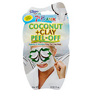 Montagne Jeunesse 7th Heaven Coconut Clay Peel Off Face Mask
