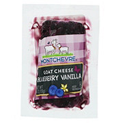 Montchevre Fresh Blueberry Vanilla Goat Cheese