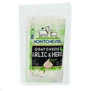 Montchevre Garlic & Herb Goat Cheese Log