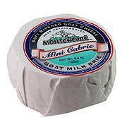 Montchevre Mini Cabrie Goat Milk Brie