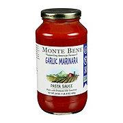 Monte Bene Garlic Marinara Pasta Sauce