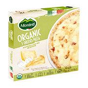 Monteli Organic 3 Cheese Pizza