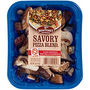 Monterey Savory Pizza Blend Sliced Mushrooms