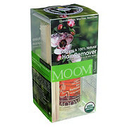 Moom Organic Hair Remover Kit with Tea Tree Oil, Classic Formula