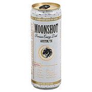 Moonshot Premium Energy Drink Coconut Pineapple
