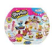Moose Toys Beados Shopkins Activity Pack