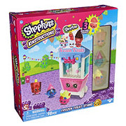 Moose Toys Shopkins Kinstructions Frozen Treat Stand Set