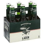 Moosehead Lager Beer 12 oz Bottles