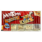 Mootown Cheese Dip & Crackers