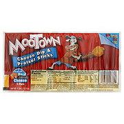 Mootown Cheese Dip & Pretzel Sticks