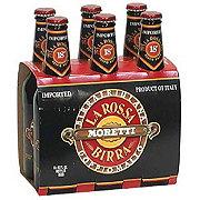 Moretti La Rossa Beer 12 oz Bottles