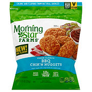 MorningStar Farms BBQ Chik'n Nuggets
