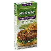 Morningstar Farms Garden Veggie Patties Meat