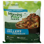 MorningStar Farms Meal Starters, Grillers Crumbles