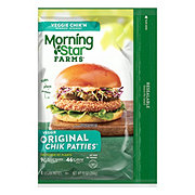 MorningStar Farms Original Chik Veggie Patties