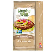 MorningStar Farms Roasted Garlic & Quinoa Veggie Burgers