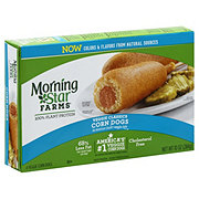 MorningStar Farms Veggie Corn Dogs