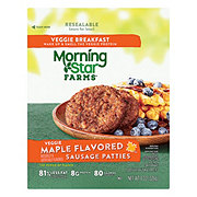 MorningStar Farms Veggie Maple Flavored Sausage Patties
