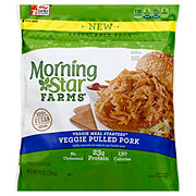 MorningStar Farms Veggie Meal Starters Veggie Pulled Pork