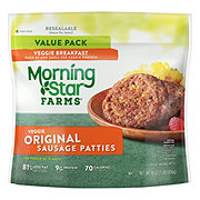MorningStar Farms Veggie Sausage Patties Value Pack