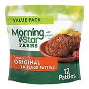 MorningStar Farms Veggie Sausage Patties Value Pack