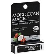 Moroccan Magic Coconut Almond Organic Lip Balm