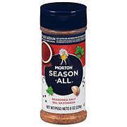 Morton 25% Less Sodium Season All Seasoned Salt