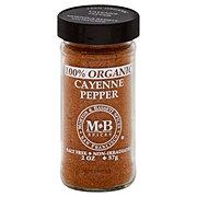 Morton & Bassett 100% Organic Cayenne Pepper