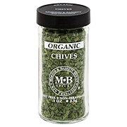 Morton & Bassett 100% Organic Chives