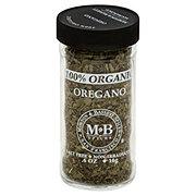 Morton & Bassett 100% Organic Oregano