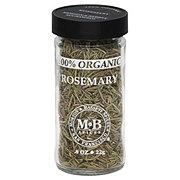 Morton & Bassett 100% Organic Rosemary