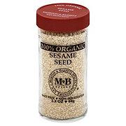 Morton & Bassett 100% Organic Sesame Seed