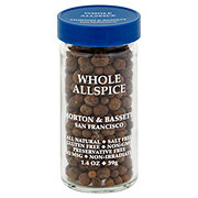 Morton & Bassett Allspice, Whole