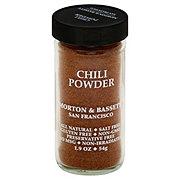 Morton & Bassett Chili Powder