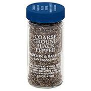 Morton & Bassett Coarse Ground Black Pepper