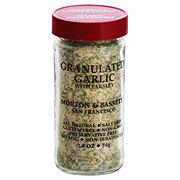 Morton & Bassett Granulated Garlic With Parsley