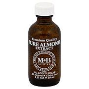 Morton & Bassett Pure Almond Extract