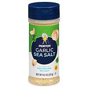Morton Garlic Sea Salt