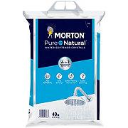 Morton Pure and Natural Pure & Natural Water Softener Crystals