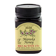 Mossops Bio Active 15+ Honey