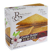 Mother Rucker's Sweets Almond Cookie Brittle
