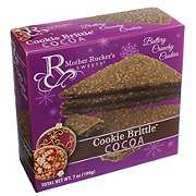 Mother Rucker's Sweets Cocoa Cookie Brittle