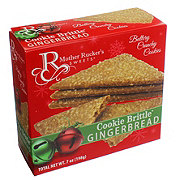 Mother Rucker's Sweets Gingerbread Cookie Brittle