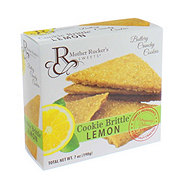 Mother Rucker's Sweets Lemon Cookie Brittle