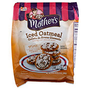 Mother's Iced Oatmeal Cookies