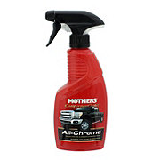 Mothers California Gold All-Chrome Quick-Polish Cleaner & Protectant