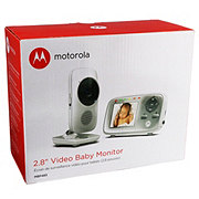 Motorola 2.8 Inch Video Baby Monitor
