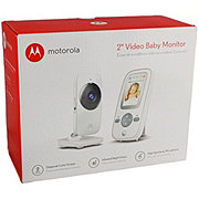 Motorola 2 Inch Baby Video Monitor