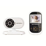 Motorola Digital Wireless Video Baby Monitor